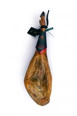 Pata Negra Schinken aus Wildpflanzenmast Guijuelo Revisan