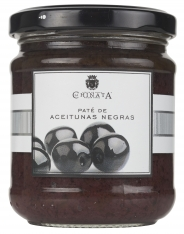 Olivenpaste schwarz La Chinata