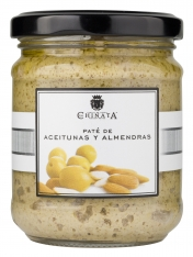 Oliven-Mandel-Pastete La Chinata