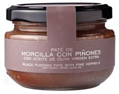 Pastete aus Morcilla mit Pinienkernen La Chinata