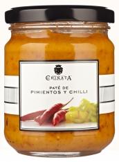 Paprika-Chilli-Pastete La Chinata