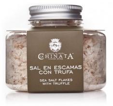 Salzflocken mit Trüffel La Chinata