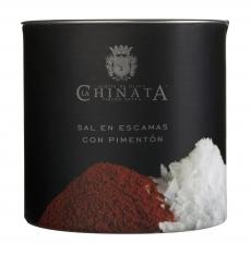 Meersalzflocken mit Paprika La Chinata